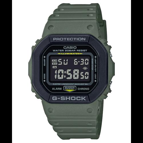 DW-5610SU-3ER Casio G-Shock Férfi karóra