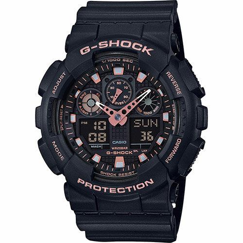 GA-100GBX-1A4 Casio G-Shock Férfi karóra