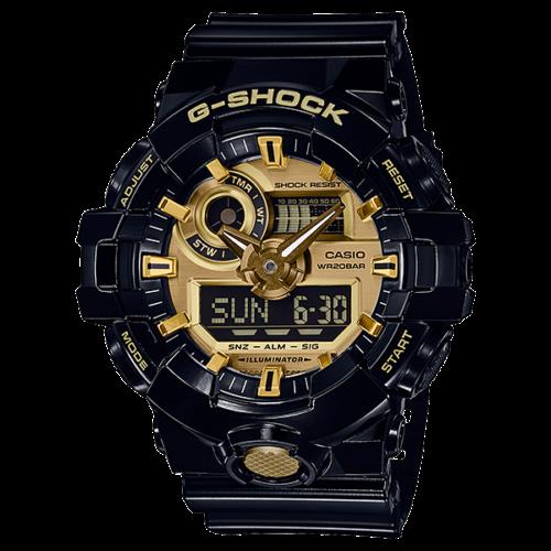 GA-710GB-1A Casio G-Shock Férfi karóra