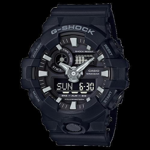 GA-700-1B Casio G-Shock Férfi karóra