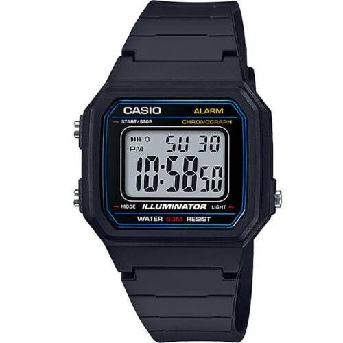 W-217H-1 Casio Collection Férfi karóra