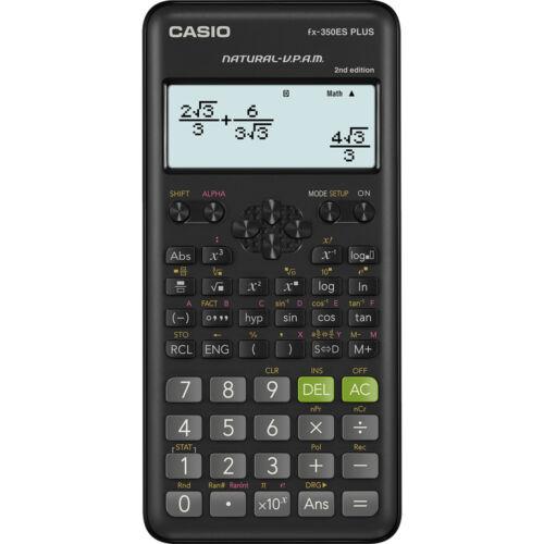 FX 350ES Plus 2 Casio tudományos számológép -  249 funkció