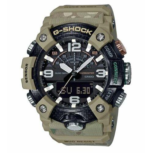 GG-B100BA-1A Casio G-Shock Mudmaster Férfi karóra, BRITISH ARMY LIMITED EDITION!