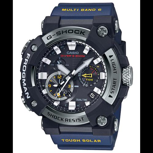 GWF-A1000-1A2DR Casio G-Shock Prémium FROGMAN férfi karóra