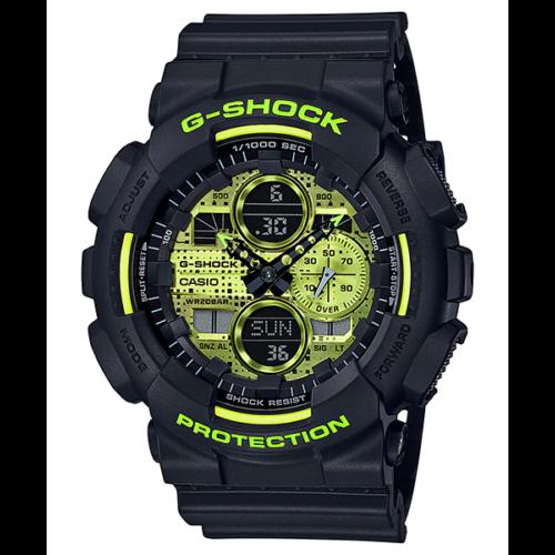GA-140DC-1A Casio G-Shock Férfi karóra