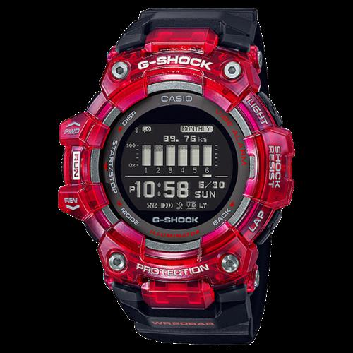 GBD-100SM-4A1 Casio  G-Shock G-Squad Férfi karóra