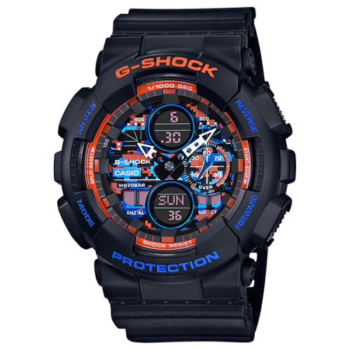 GA-140CT-1A Casio G-Shock Férfi karóra