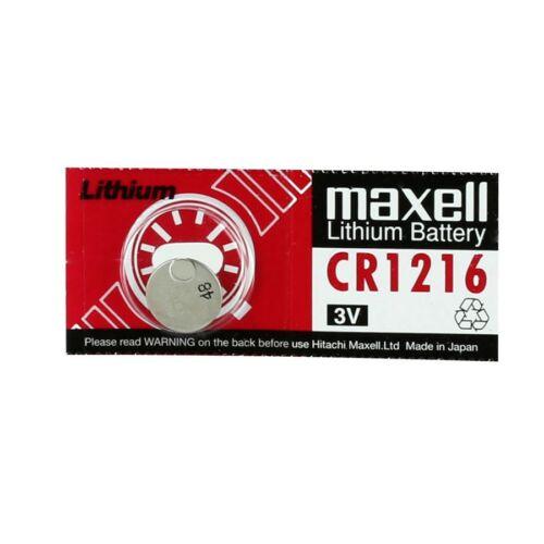 CR 1216 Elem  Lítium 3V