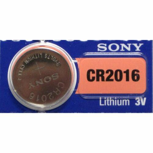 CR 2016 Gombelem lítium 3V