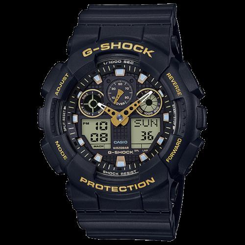 GA-100GBX-1A9 Casio G-Shock Férfi karóra