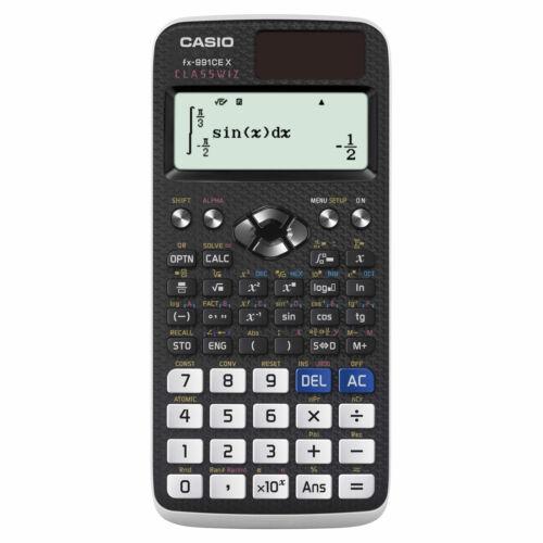 FX 991 CE X Casio tudományos számológép -668 funkció