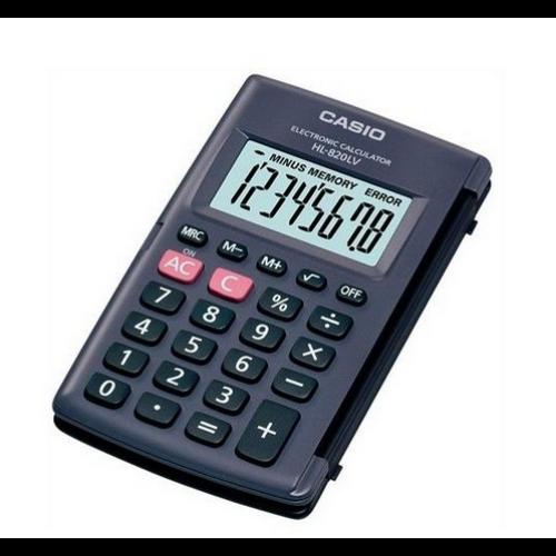 HL 820LV Casio zsebszámológép