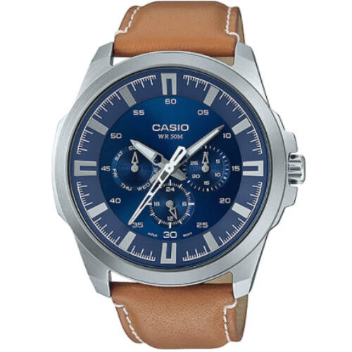 MTP-SW310L-2A Casio Standard Smooth Second  Férfi karóra