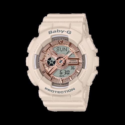 BA-110CP-4A Casio Baby-G Női karóra