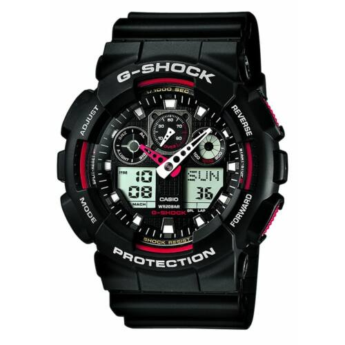 GA-100-1A4 Casio G-Shock Férfi karóra