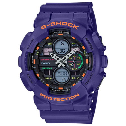 GA-140-6A Casio G-Shock Férfi karóra