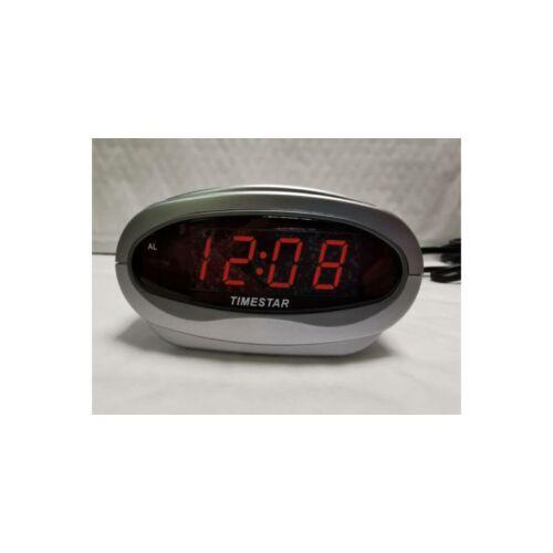 Timestar TIM4 piros LED Digitális ébresztőóra