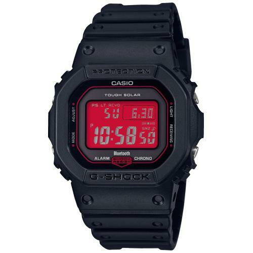 GW-B5600AR-1ER Casio G-Shock  Férfi karóra