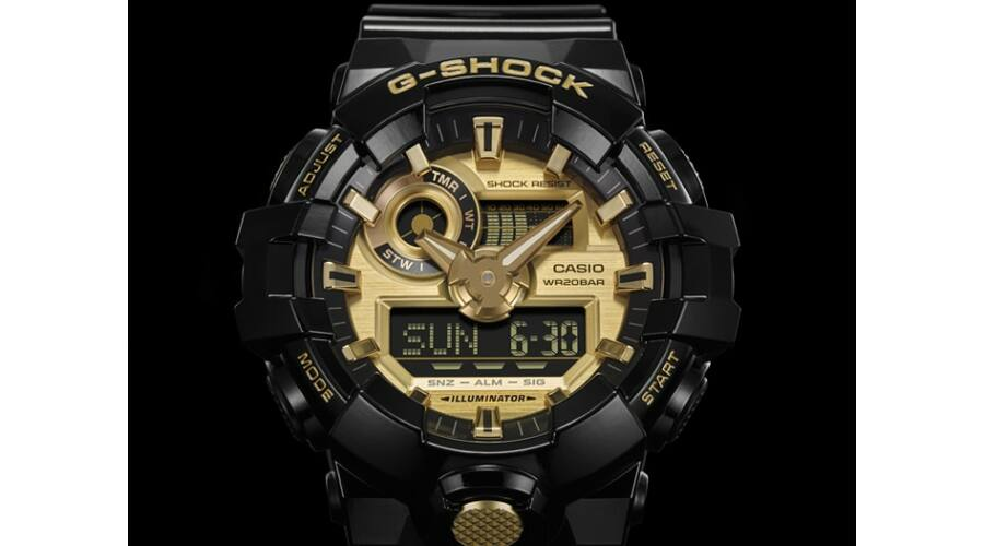 GA-710GB-1A Casio G-Shock Premium Férfi karóra 933d8821fa