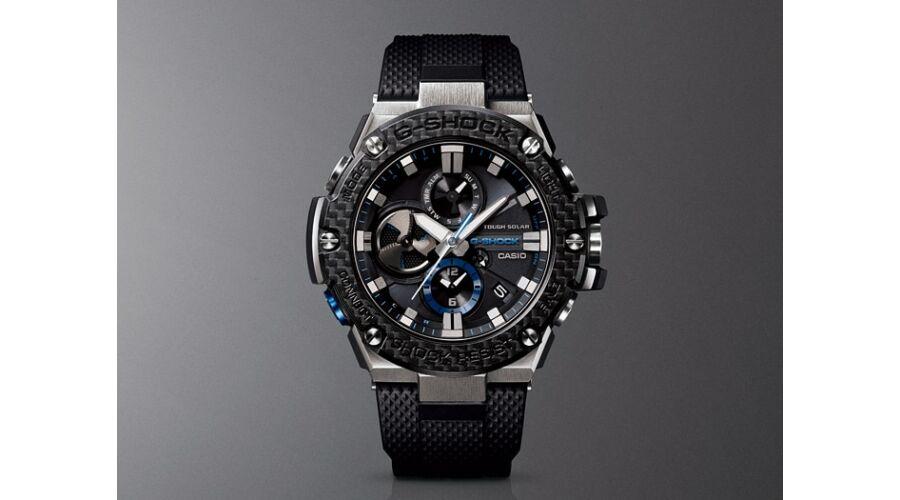 GST-B100XA-1A Casio G-Shock Prémium Férfi karóra 2fb5de2468