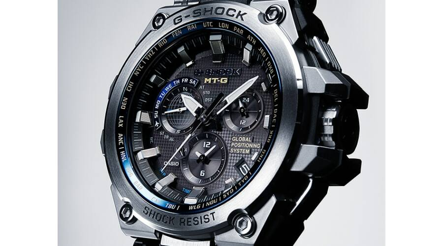 MTG-G1000D-1A2 Casio G-Shock MT-G Exclusive Férfi karóra d3883ed8b4