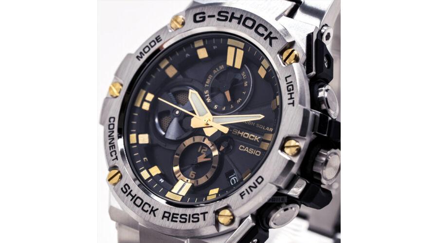 GST-B100D-1A9 Casio G-Shock Prémium Férfi karóra d42fef60a6