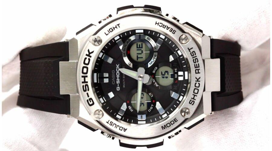 GST-W110-1A Casio G-Shock Prémium Férfi karóra 21899c6a58