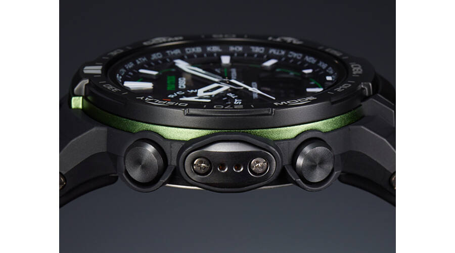 PRW-6000Y-1A Casio Pro-Trek Premium Férfi karóra a85b9f626d