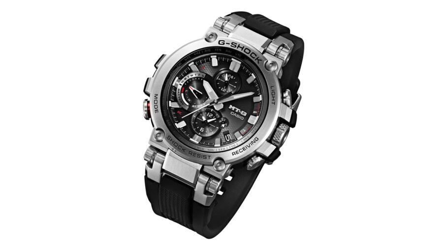 MTG-B1000-1A Casio G-Shock MT-G Exclusive Férfi karóra a4d136b306
