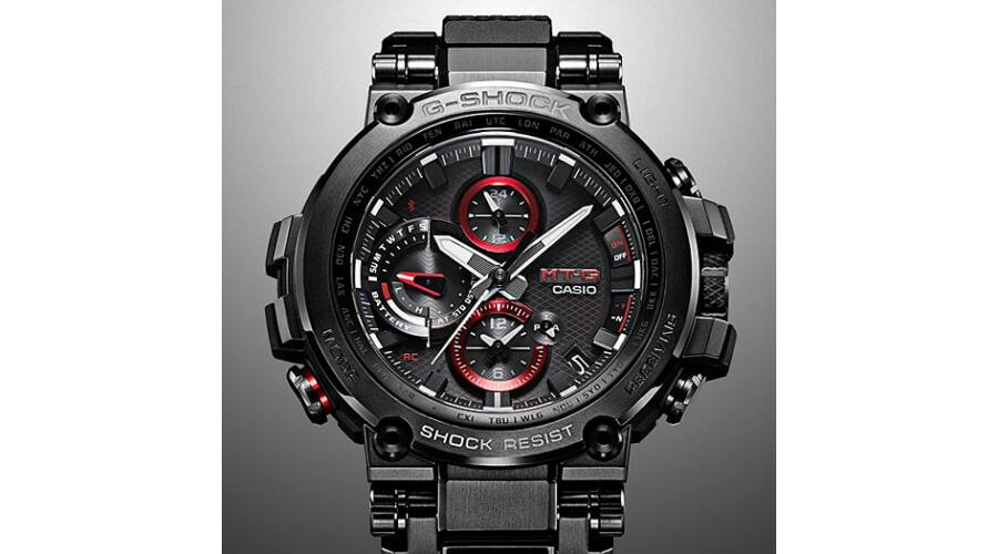 MTG-B1000B-1A Casio G-Shock MT-G Exclusive Férfi karóra eea1a436e0