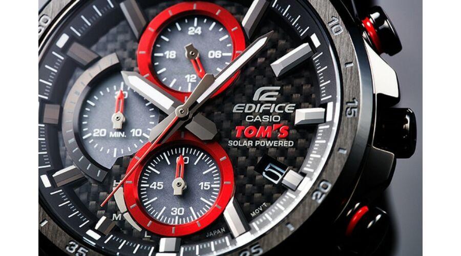 EQS-900TMS-1A Casio Edifice Prémium Férfi karóra 470361c6d6